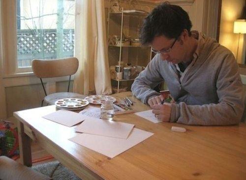Марк Джонс, иллюстратор
