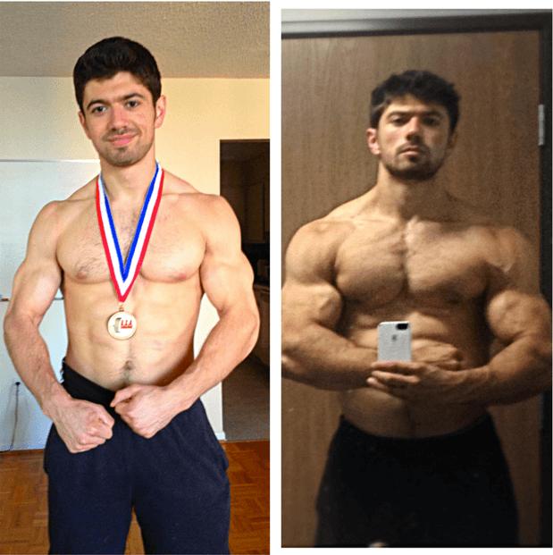 Наращиваем мышцы, фото brodude.ru