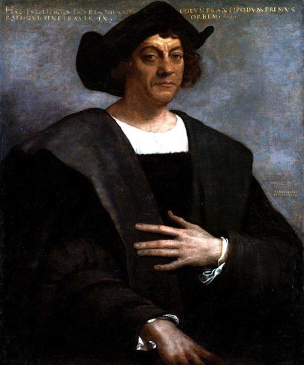 Колумб на страницах мужского журнала brodude