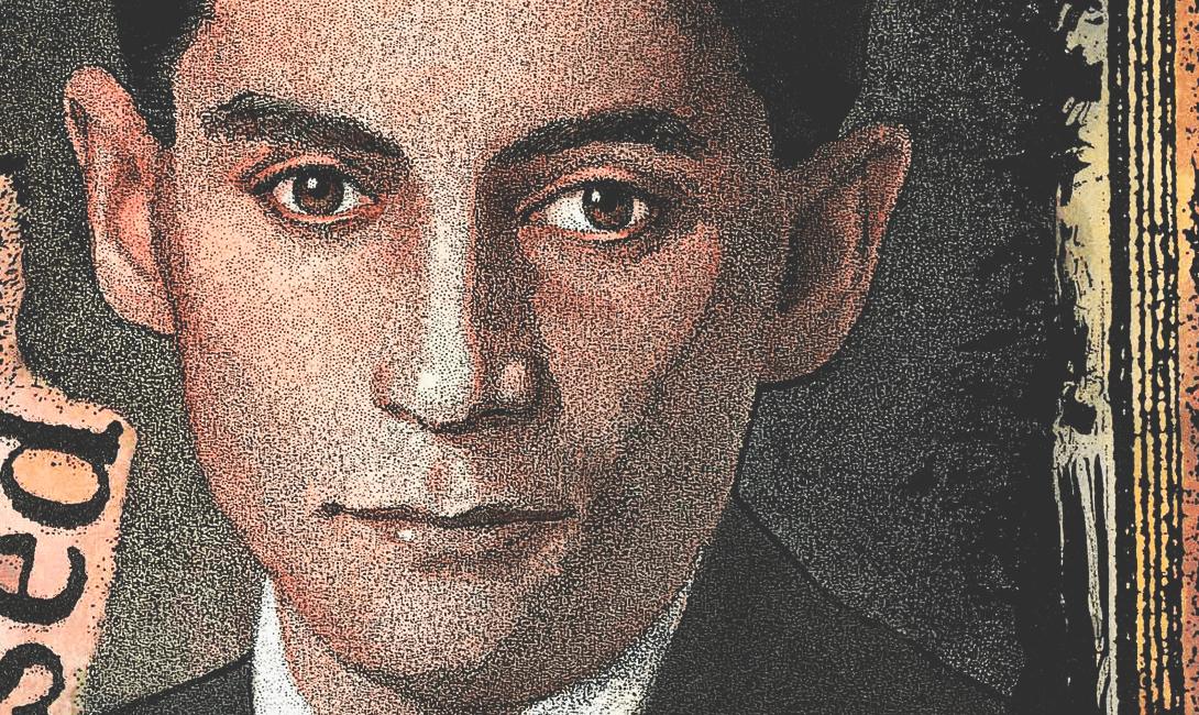 Франц Кафка, портрет, писатель