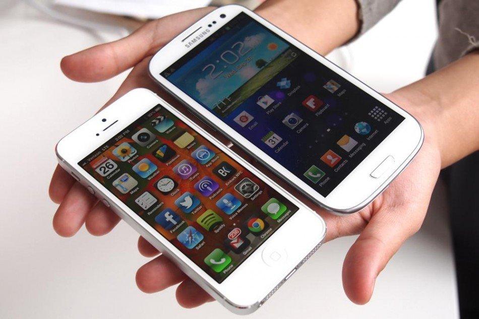 почему андроид лучше чем айфон