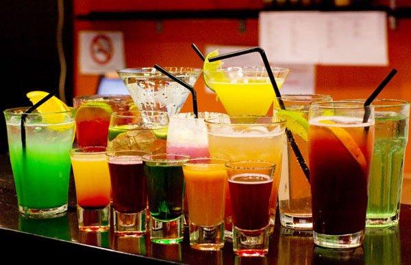 какие напитки нельзя заказывать