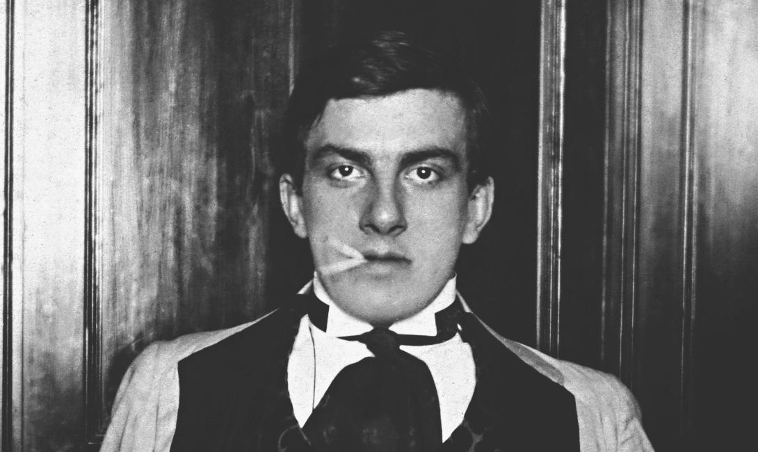 Владимир Маяковский на страницах мужского журнала brodude.ru