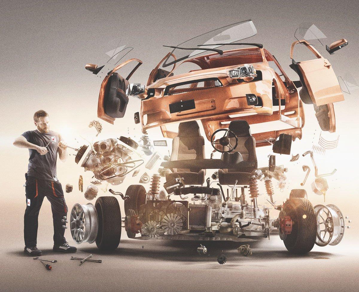 """Автосервис """"Автопилот"""": ремонт автомобилей в Москве рядом с тобой"""