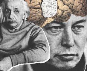 Как научиться мыслить подобно Альберту Эйнштейну и Илону Маску