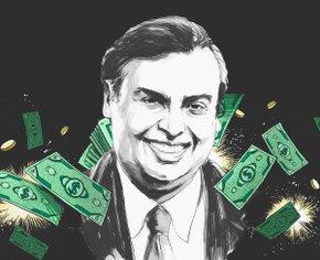 Мукеш Амбани: несостоявшийся самый богатый человек мира