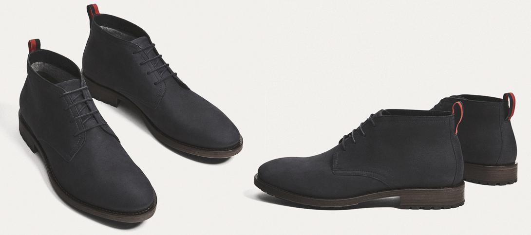 Чукка - вид обуви в английском стиле