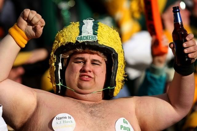 футбол делает тебя толстым
