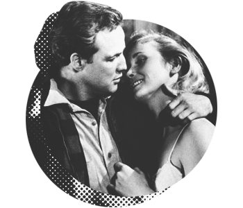 Марлон Брандо и его женщины, фото