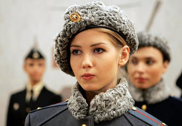 Таблоид ошибся - это модели Юдашкина!