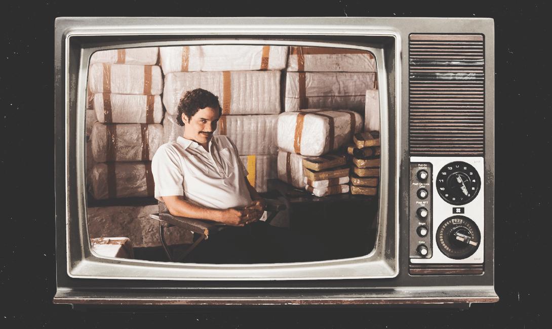 Глава Медельинского картеля и Escobar Inc - Пабло Эскобар, изображение  brodude.ru