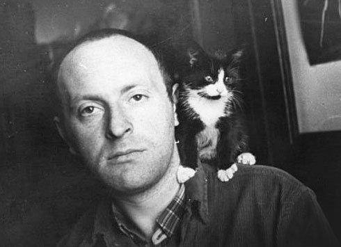 Бродский любит котиков