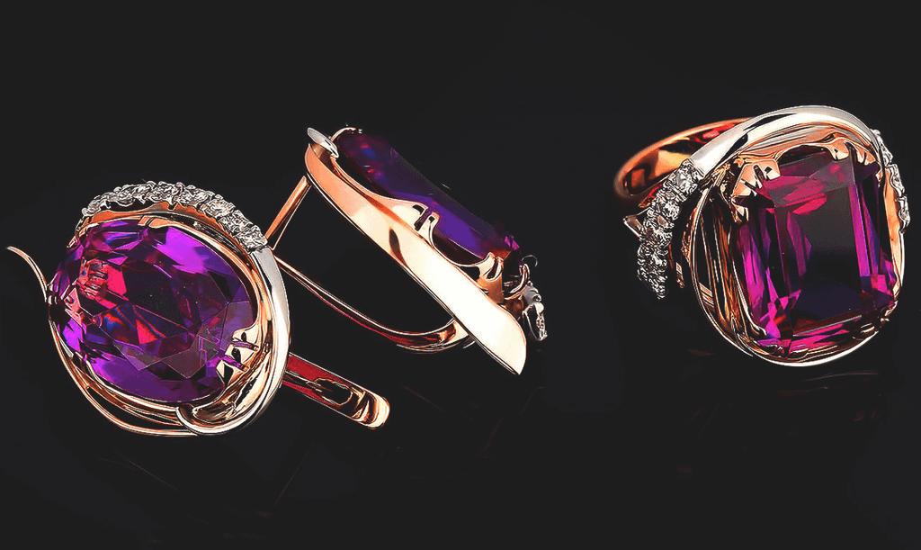 Комплект ювелирных украшений